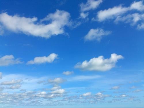 Clouds in Sky 2