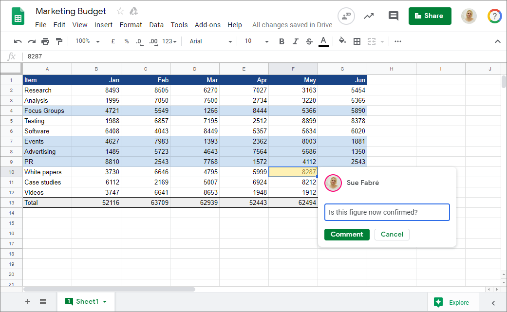 14 ways Google Sheets is more powerful than Excel users realise