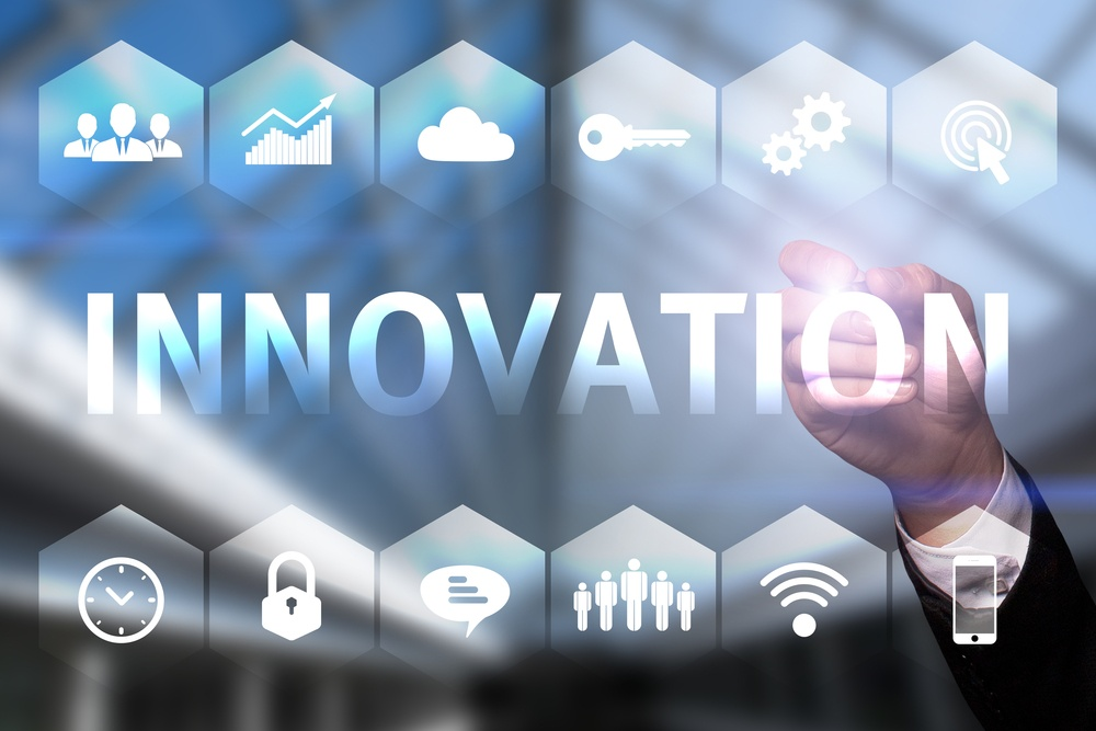 Innovation is at the heart of digital transformation